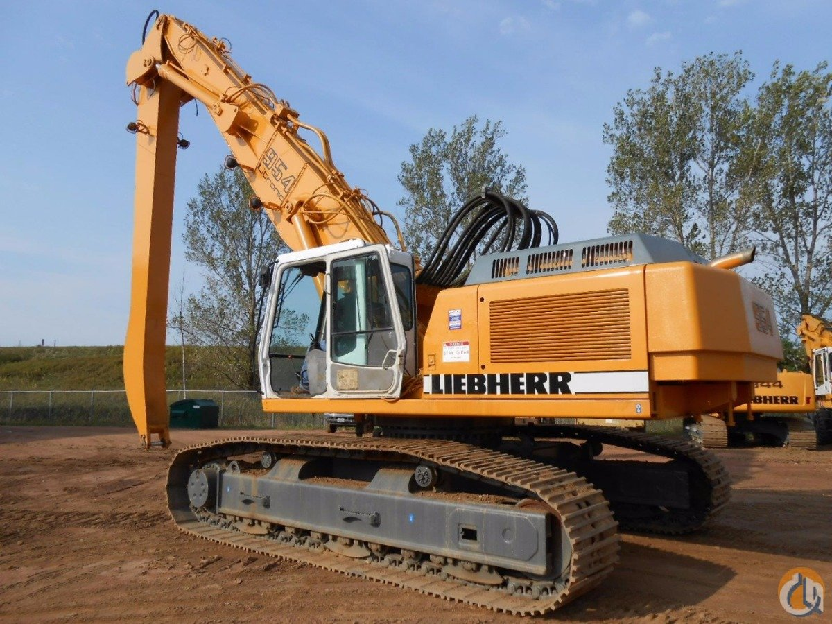 2014 LIEBHERR L550 Wheel Loaders LIEBHERR L550 American State Equipment 22187 on CraneNetwork.com
